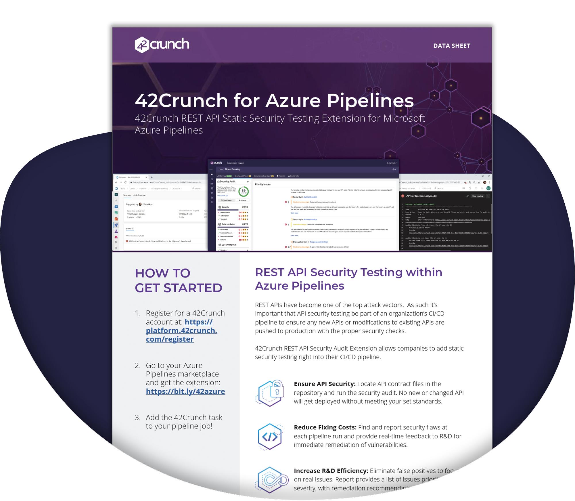 Azure Pipelines Data Sheet
